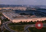 Image of Pentagon Arlington Virginia USA, 1967, second 17 stock footage video 65675042717