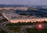 Image of Pentagon Arlington Virginia USA, 1967, second 18 stock footage video 65675042717