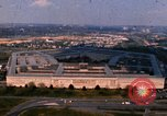 Image of Pentagon Arlington Virginia USA, 1967, second 26 stock footage video 65675042717