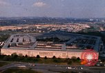 Image of Pentagon Arlington Virginia USA, 1967, second 28 stock footage video 65675042717