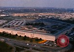 Image of Pentagon Arlington Virginia USA, 1967, second 36 stock footage video 65675042717