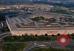 Image of Pentagon Arlington Virginia USA, 1967, second 46 stock footage video 65675042717