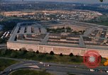Image of Pentagon Arlington Virginia USA, 1967, second 52 stock footage video 65675042717