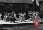 Image of Japanese sword dance Los Angeles California USA, 1930, second 10 stock footage video 65675042730