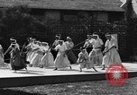 Image of Japanese sword dance Los Angeles California USA, 1930, second 13 stock footage video 65675042730