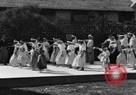 Image of Japanese sword dance Los Angeles California USA, 1930, second 14 stock footage video 65675042730