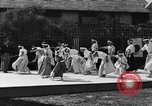 Image of Japanese sword dance Los Angeles California USA, 1930, second 15 stock footage video 65675042730