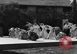 Image of Japanese sword dance Los Angeles California USA, 1930, second 16 stock footage video 65675042730