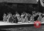Image of Japanese sword dance Los Angeles California USA, 1930, second 17 stock footage video 65675042730