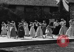Image of Japanese sword dance Los Angeles California USA, 1930, second 18 stock footage video 65675042730