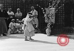 Image of Japanese sword dance Los Angeles California USA, 1930, second 25 stock footage video 65675042730