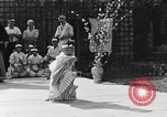 Image of Japanese sword dance Los Angeles California USA, 1930, second 30 stock footage video 65675042730