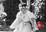 Image of Japanese sword dance Los Angeles California USA, 1930, second 36 stock footage video 65675042730