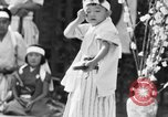 Image of Japanese sword dance Los Angeles California USA, 1930, second 40 stock footage video 65675042730