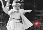 Image of Japanese sword dance Los Angeles California USA, 1930, second 44 stock footage video 65675042730