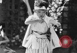 Image of Japanese sword dance Los Angeles California USA, 1930, second 45 stock footage video 65675042730