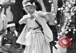 Image of Japanese sword dance Los Angeles California USA, 1930, second 46 stock footage video 65675042730