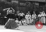 Image of Japanese sword dance Los Angeles California USA, 1930, second 49 stock footage video 65675042730