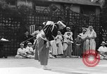 Image of Japanese sword dance Los Angeles California USA, 1930, second 51 stock footage video 65675042730