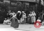 Image of Japanese sword dance Los Angeles California USA, 1930, second 52 stock footage video 65675042730