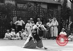 Image of Japanese sword dance Los Angeles California USA, 1930, second 53 stock footage video 65675042730