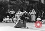 Image of Japanese sword dance Los Angeles California USA, 1930, second 54 stock footage video 65675042730