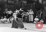 Image of Japanese sword dance Los Angeles California USA, 1930, second 55 stock footage video 65675042730
