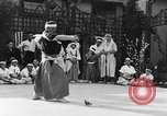 Image of Japanese sword dance Los Angeles California USA, 1930, second 56 stock footage video 65675042730