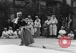 Image of Japanese sword dance Los Angeles California USA, 1930, second 57 stock footage video 65675042730