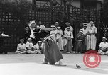 Image of Japanese sword dance Los Angeles California USA, 1930, second 59 stock footage video 65675042730