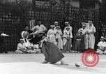 Image of Japanese sword dance Los Angeles California USA, 1930, second 60 stock footage video 65675042730