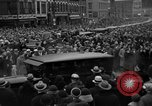 Image of Funeral of former President Calvin Coolidge Northampton Massachusetts USA, 1933, second 25 stock footage video 65675042737
