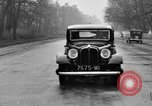 Image of non skid automobile Paris France, 1933, second 32 stock footage video 65675042744