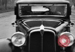 Image of non skid automobile Paris France, 1933, second 33 stock footage video 65675042744