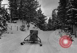 Image of air sled Colorado United States USA, 1933, second 13 stock footage video 65675042745