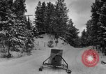 Image of air sled Colorado United States USA, 1933, second 14 stock footage video 65675042745