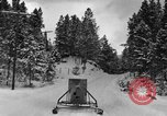 Image of air sled Colorado United States USA, 1933, second 15 stock footage video 65675042745