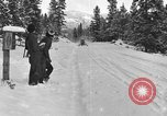 Image of air sled Colorado United States USA, 1933, second 17 stock footage video 65675042745