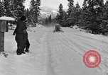 Image of air sled Colorado United States USA, 1933, second 20 stock footage video 65675042745