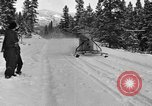 Image of air sled Colorado United States USA, 1933, second 23 stock footage video 65675042745