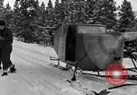 Image of air sled Colorado United States USA, 1933, second 32 stock footage video 65675042745