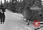 Image of air sled Colorado United States USA, 1933, second 34 stock footage video 65675042745
