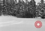 Image of air sled Colorado United States USA, 1933, second 37 stock footage video 65675042745