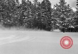 Image of air sled Colorado United States USA, 1933, second 39 stock footage video 65675042745