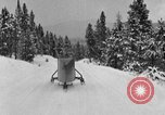 Image of air sled Colorado United States USA, 1933, second 43 stock footage video 65675042745