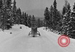 Image of air sled Colorado United States USA, 1933, second 46 stock footage video 65675042745