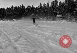 Image of air sled Colorado United States USA, 1933, second 53 stock footage video 65675042745