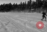 Image of air sled Colorado United States USA, 1933, second 54 stock footage video 65675042745