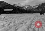 Image of air sled Colorado United States USA, 1933, second 55 stock footage video 65675042745