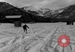 Image of air sled Colorado United States USA, 1933, second 56 stock footage video 65675042745